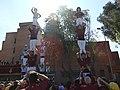 Castellers de Castellar del Vallès - 25è Aniversari de Badia del Vallès.jpg