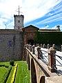 Castillo de Montjuic, entrada.jpg