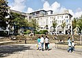 Castle Plaza, Swansea - geograph.org.uk - 1495950.jpg