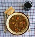 Catalan lentil soup.JPG