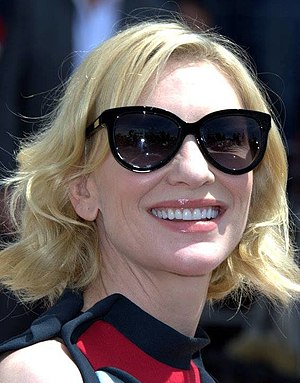 How to Train Your Dragon 2 - Image: Cate Blanchett Cannes 2014 (cropped)