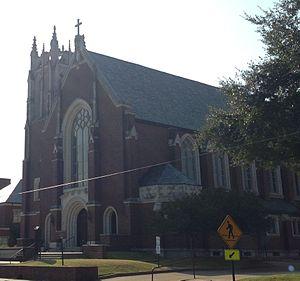 Roman Catholic Diocese of Shreveport - Cathedral of Saint John Berchmans