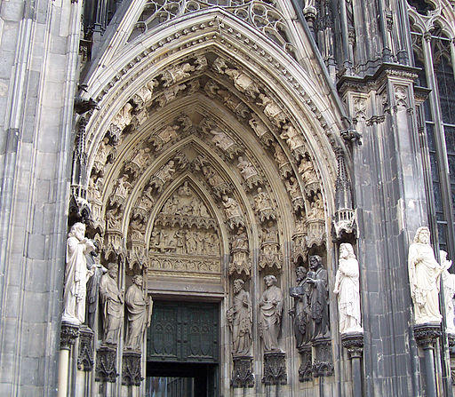 Petersportal, Cologne Cathedral