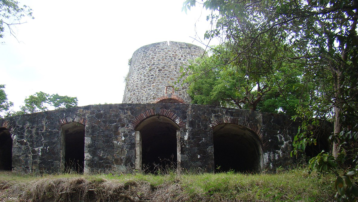 Historic places in virgin islands