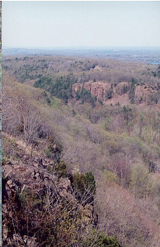 Hanging Hills - Cathole Mountain from South Mountain