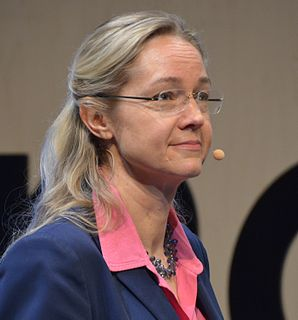 Cecilia Skingsley Deputy Governor at Swedish Riksbank