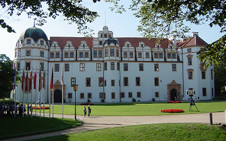 Principality of Lüneburg - The ducal residence in Celle