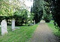 Cemetery, Crawley - geograph.org.uk - 1015282.jpg