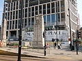 Cenotaph in St Peter's Square, Manchester (1).JPG