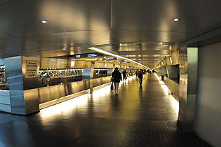 Central Elevated Walkway