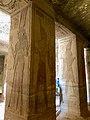 Central Hall, Temple of Hathor and Nefertari, Abu Simbel, AG, EGY (48016653601).jpg
