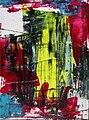 Central Park – 31x41cm Acrylic On Paper by Kinga Ogieglo.jpg
