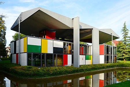 Le corbusier wikipedia - Le corbusier design style ...