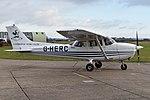 Cessna 172S Skyhawk 'G-HERC' (40142837812).jpg