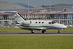 Cessna 510 Citation Mustang 'OE-FPP' (41916746712).jpg