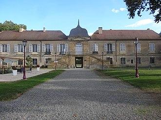 Canton of Pardiac-Rivière-Basse - Castle of L'Isle-de-Noé
