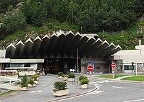 Chamonix - Mont Blanc Tunnel Entrance.jpg