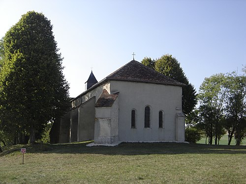 Photo - Chapelle de Mondeville