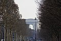 Champs Elysee + Arc of Triumph - Arco do Triunfo (9129871897).jpg