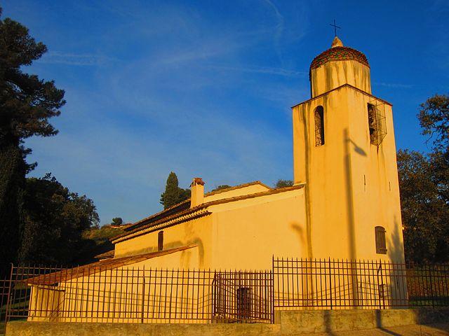 Chapelle Saint-Jean, Antibes_1
