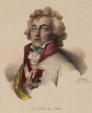 Charles-Joseph, 7th Prince of Ligne - Image: Charles Joseph de Ligne