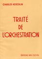 Charles Koechlin Traité de l'Orchestration.PNG