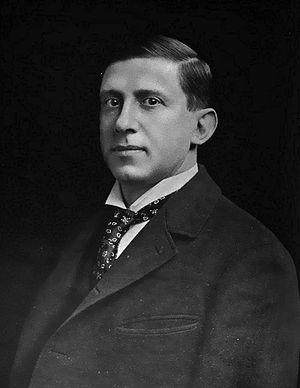 Charles M. Schwab - Schwab in 1901, at age 39