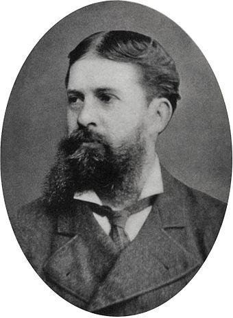 Charles Sanders Peirce, an American pragmatist, logician, mathematician, philosopher, and scientist
