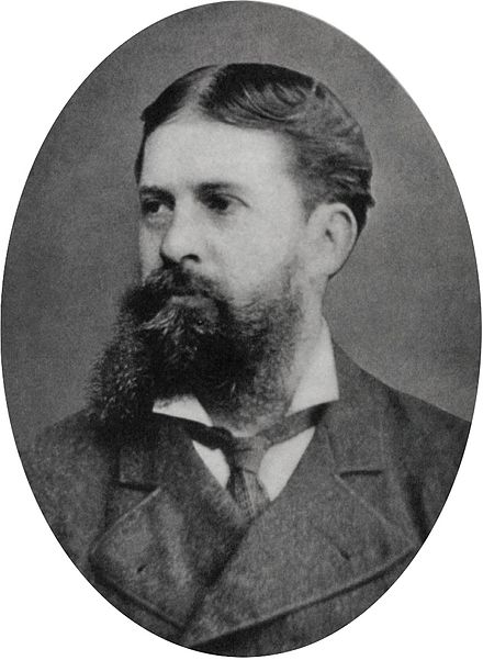 Charles Peirce: the American polymath who first identified pragmatism Charles Sanders Peirce theb3558.jpg