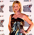 Charlize Theron at Meteor 2008.jpg