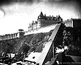 Chateau Frontenac - Funiculaire - 1900.jpg