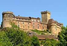 List Of Chateaux In The Midi Pyrenees Wikipedia