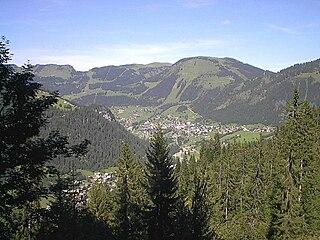 Châtel, Haute-Savoie Commune in Auvergne-Rhône-Alpes, France