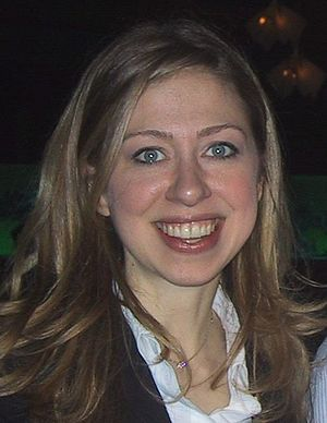 300px Chelsea Clinton in 2008 cropped Chelsea Clinton Opens Door for Political Run, Would Run If She Could Make Meaningful Impact on Country