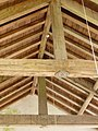 Chesterblade, the chapel roof - geograph.org.uk - 1317762.jpg