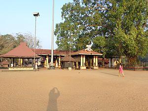 Chettikulangara - Temple view