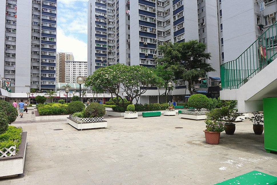 Chi Lok Garden Open space 2015