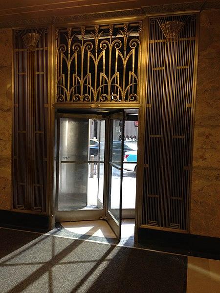 ???Chicago Board of Trade lobby interior doors.jpg & ???:Chicago Board of Trade lobby interior doors.jpg - ????????? ...