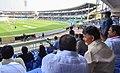 Chief minister Chandrababu Naidu at Visakhapatnam (vizag) stadium.jpg