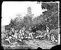 China; Manchu soldiers, 1869, by John Thomson Wellcome L0056535.jpg