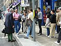 Chinese spot man in kilt, Brunstfield Place - geograph.org.uk - 1436169.jpg