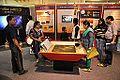 Chladni Pattern - Interactive Science Exhibition - NCSM Stall - Infocom 2014 - Kolkata 2014-12-06 1118.JPG