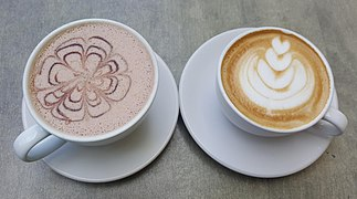 Chocolate and Cappucino - Colonial Quarter, Campeche.jpg