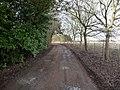 Cholderton - Footpath - geograph.org.uk - 1718120.jpg