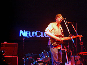 Chris Bathgate - Chris Bathgate performing at Neu! Club in Madrid, Spain in 2007