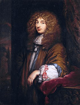Christiaan Huygens published one of the first books on probability (17th century) Christiaan Huygens-painting.jpeg