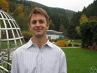 Christopher Hacon - Christopher Hacon at Oberwolfach in 2008