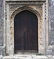 Church Door St Andrew's Stratton - geograph.org.uk - 298732.jpg