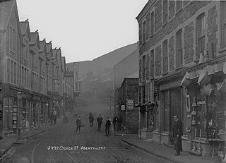 Church St, Abertillery