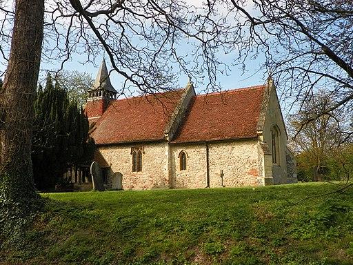 Church of All Saints, Radwell (5603936197)